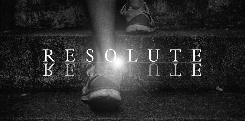 Resolute - Part 1 - Grace for the New Year